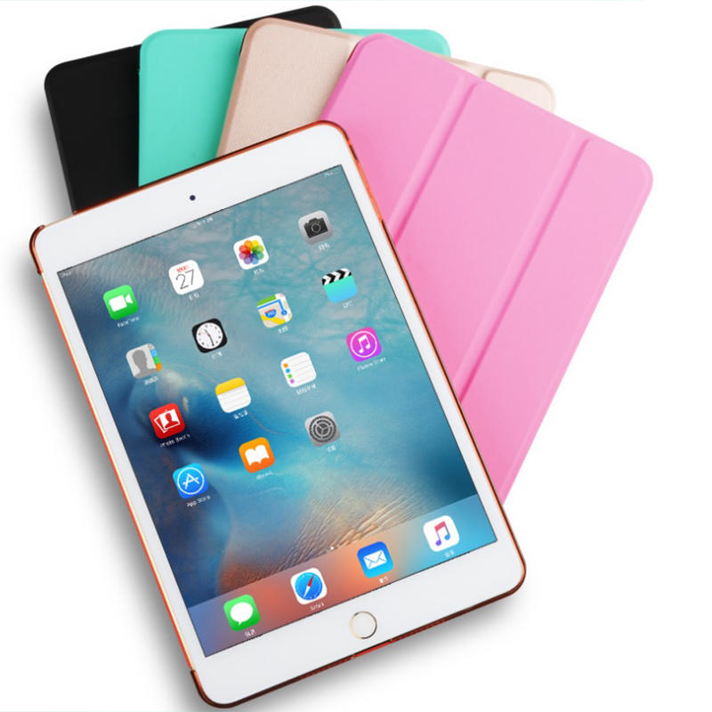 iPad Case - Lightweight Smart Case Trifold Stand with Auto Sleep/Wake Function