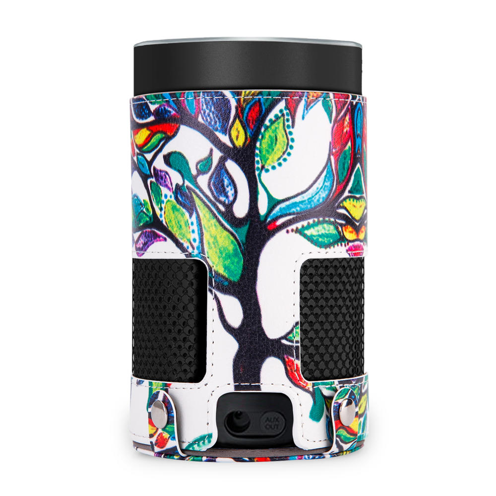 Protective Case - Amazon Echo 2 generation PU Leather Cover Skins Sleeve