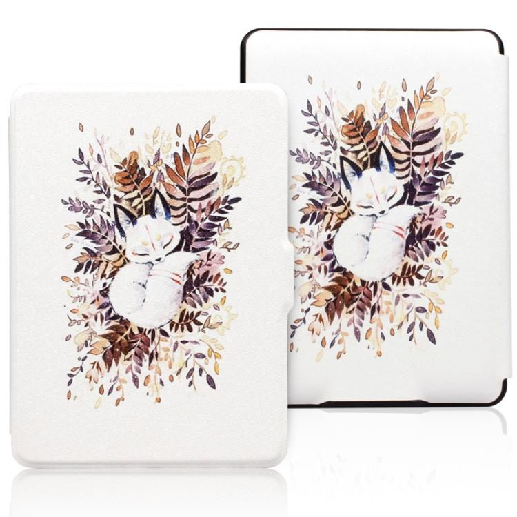 Kindle Paperwhite case – Premium Colored Drawing Cover with Auto Wake/Sleep