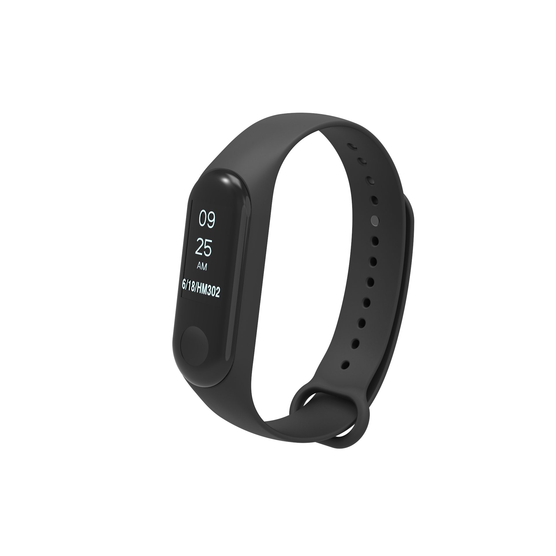 Handodo Xiaomi Mi 3 Band - Colorful Waterproof Replacement Bands with Double-color Inner layer Xiaomi Band image18