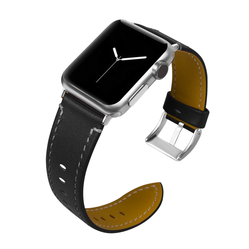 Handodo Apple Watch Band - Top Grain Leather Band Replacement Strap Wristbands Apple Watch Band image8